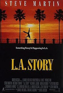 poster L.A. Story (1991)