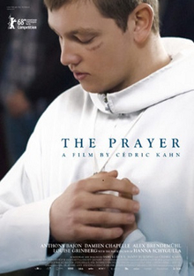 poster La priere - The Prayer (2018)