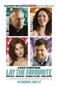 poster Lay the Favorite (2012)