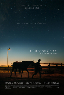 poster Lean on Pete (2017)