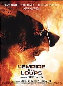 poster L'empire des loups (2005)