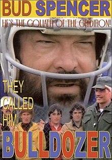 poster Lo chiamavano Bulldozer (1978)