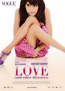 poster Love and Other Disasters (2006)