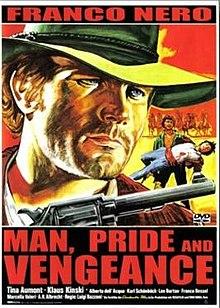 poster L'uomo, l'orgoglio, la vendetta (1968)