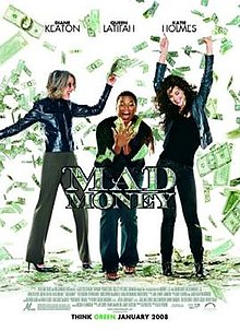 poster Mad Money (2008)