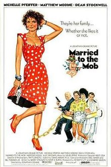 poster Married to the Mob (1988)