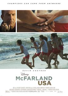 poster McFarland, USA (2015)