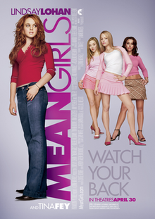 poster Mean Girls (2004)