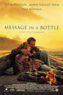 poster Message in a Bottle (1999)