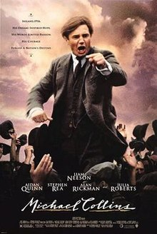 poster Michael Collins (1996)