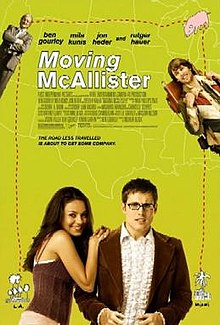 poster Moving McAllister (2007)