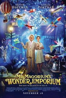 poster Mr. Magorium's Wonder Emporium (2007)