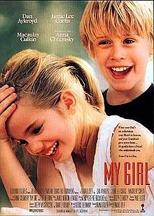 poster My Girl (1991)