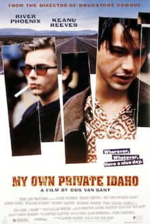 poster My Own Private Idaho (1991)
