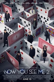 poster Now You See Me 2 (2016)