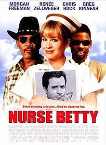 poster Nurse Betty (2000)