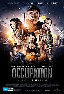 poster Occupation (2018)
