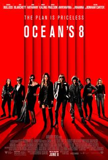 poster Ocean's Eight (2018)