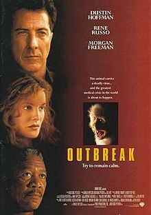 poster Outbreak (1995)