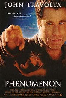 poster Phenomenon (1996)