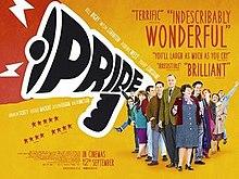 poster Pride (2014)