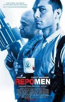 poster Repo Men (2010)