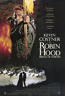 poster Robin Hood Prince of Thieves (1991)