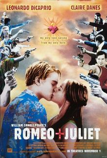 poster Romeo + Juliet (1996)
