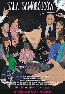 poster Sala samobojcow (2011)