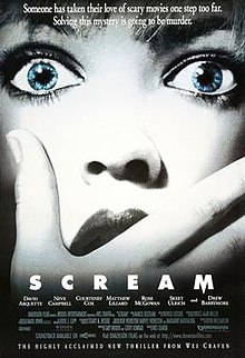 poster Scream (1996)