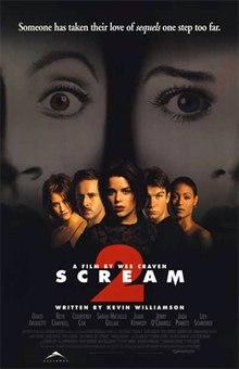 poster Scream 2 (1997)