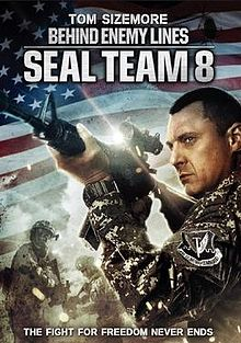 poster Seal Team Eight Behind Enemy Lines (2014)