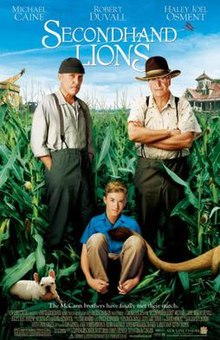 poster Secondhand Lions (2003)