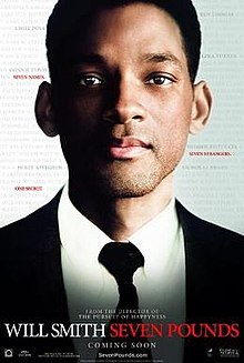 poster Seven Pounds (2008)