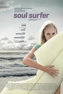 poster Soul Surfer (2011)