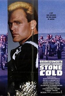 poster Stone Cold (1991)