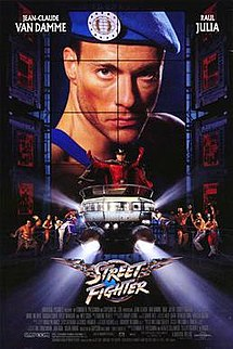 poster Street Fighter (1994)