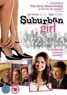 poster Suburban Girl (2007)