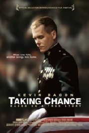 poster Taking Chance (TV Movie 2009)