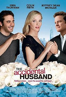 poster The Accidental Husband (2008)