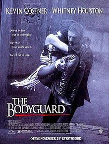 poster The Bodyguard (1992)