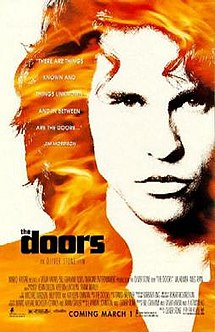 poster The Doors (1991)