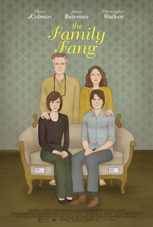 poster The Family Fang (2015)