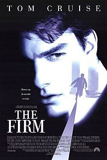 poster The Firm (1993)