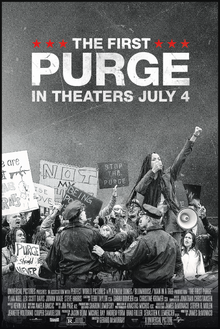 poster The First Purge (2018)