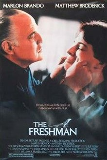 poster The Freshman (1990)