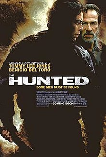 poster The Hunted (2003)