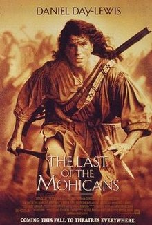 poster The Last of the Mohicans (1992)