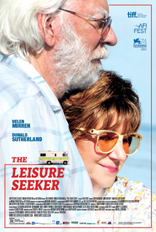 poster The Leisure Seeker (2017)