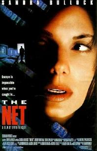 poster The Net (1995)